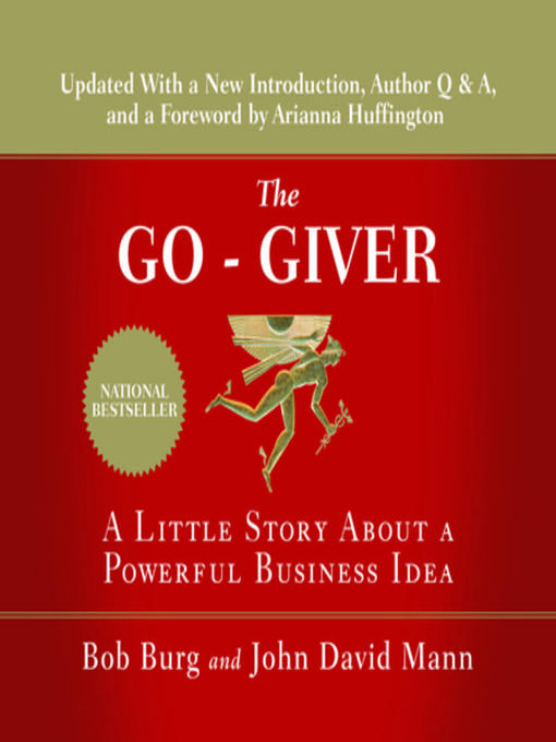 Cover of The Go-Giver