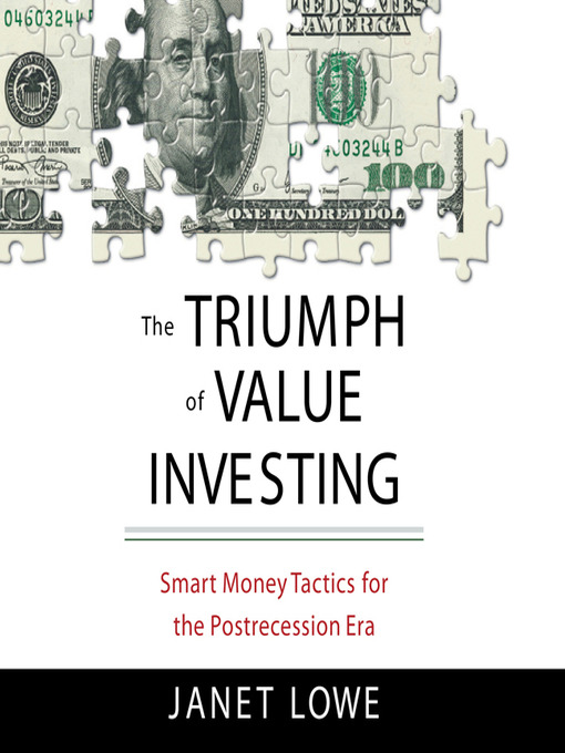 Cover of The Triumph Value Investing