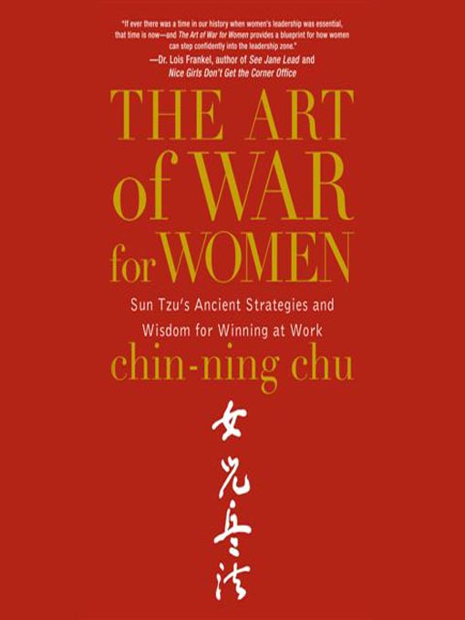 Title details for The Art of War for Women by Chin-Ning Chu - Available