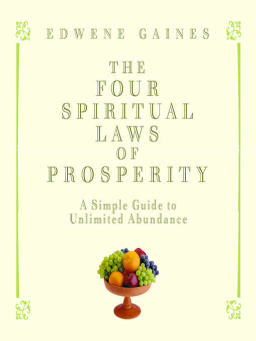 the four laws to a debt free prosperity The four laws of debt free prosperity by jacob rigby the first law tracking evaluation redirection the second law targeting setting smart goals creates a path.