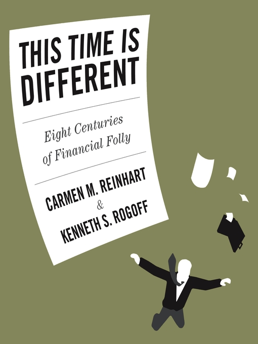Cover image for This Time is Different