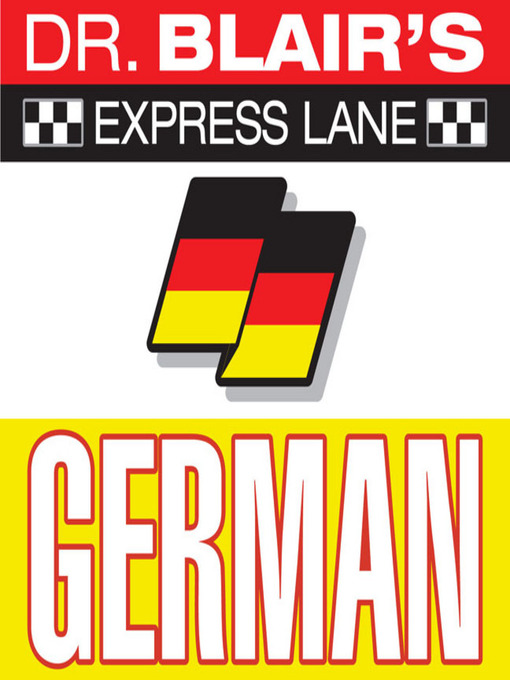 Title details for Dr. Blair's Express Lane by Robert Blair - Available