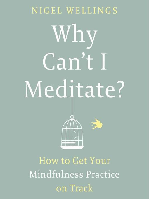 Title details for Why Can't I Meditate? by Nigel Wellings - Available
