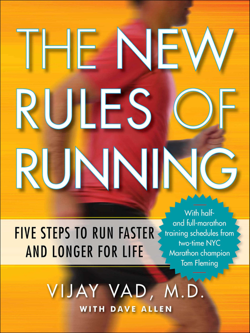 Title details for The New Rules of Running by David Allen - Wait list