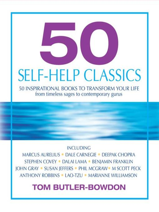 Title details for 50 Self-Help Classics by Tom Butler-Bowdon - Wait list