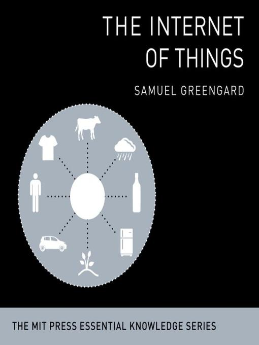 Cover of The Internet of Things