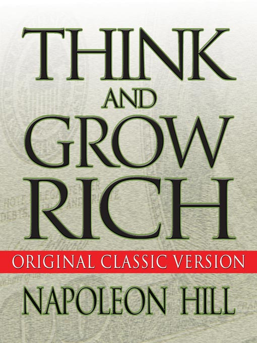 Title details for Think and Grow Rich by Napoleon Hill - Available