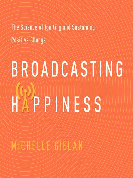 Cover of Broadcasting Happiness