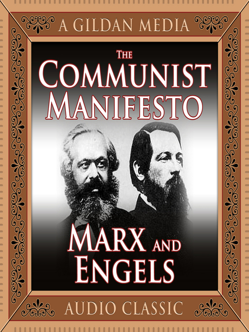 a description of communist theory by marx and engels