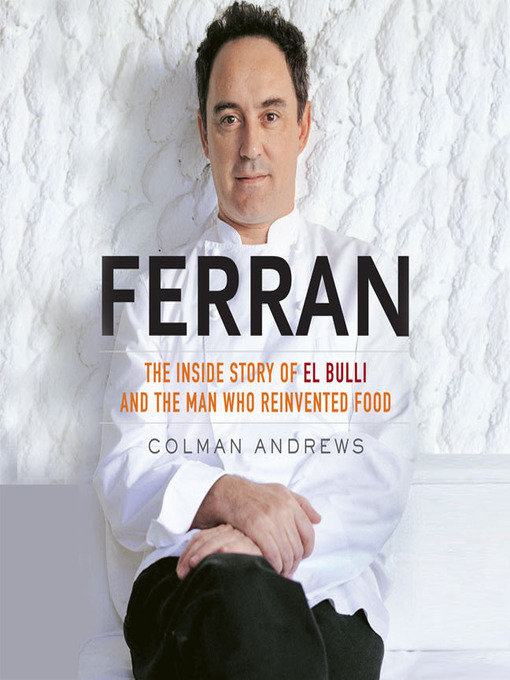 Title details for Ferran by Colman Andrews - Available