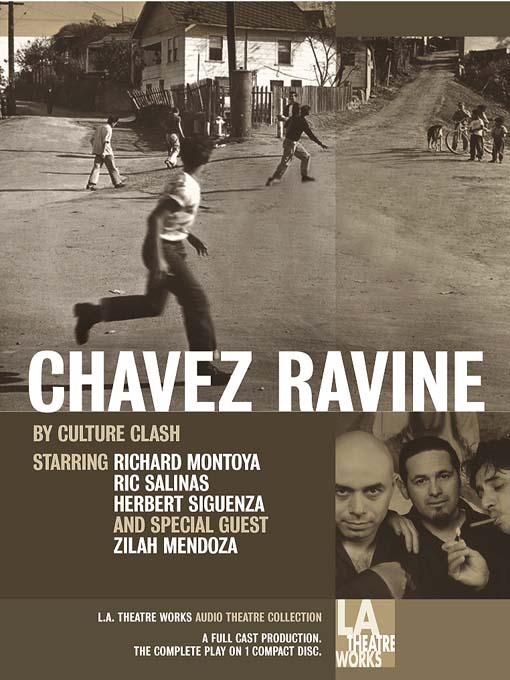 Cover of Chavez Ravine