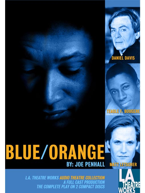 Title details for Blue/Orange by Joe Penhall - Available