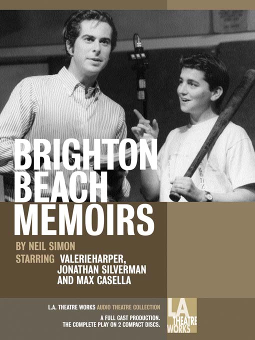 Cover of Brighton Beach Memoirs
