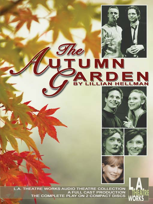 Cover image for The Autumn Garden