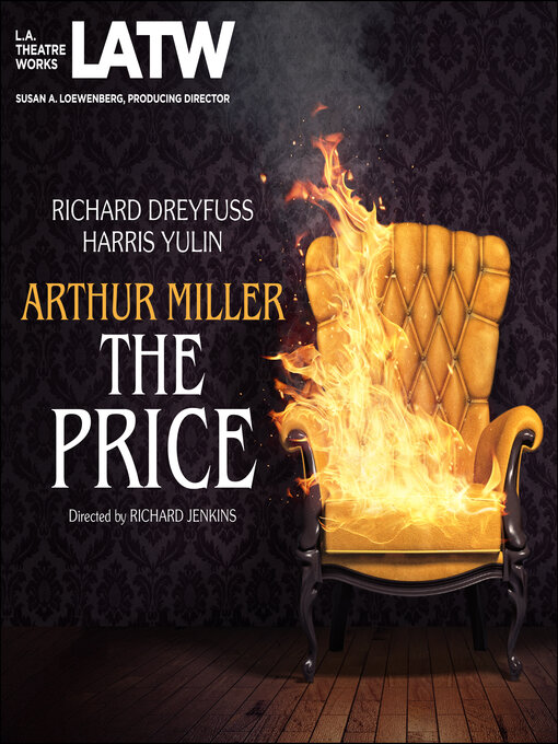Title details for The Price by Arthur Miller - Available
