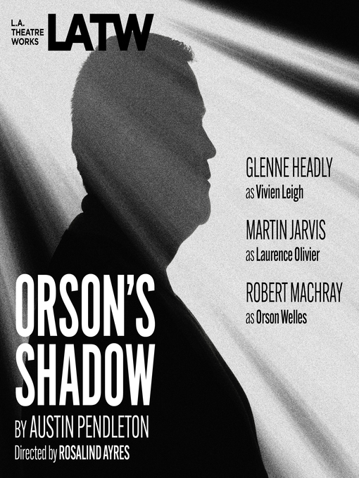 Title details for Orson's Shadow by Austin Pendleton - Available