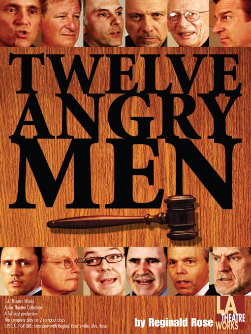 Title details for Twelve Angry Men by Reginald Rose - Available