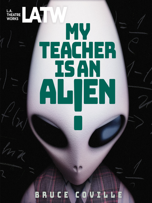 Cover of My Teacher is an Alien