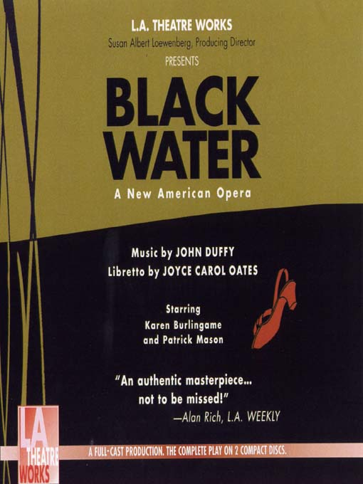 Title details for Black Water by Joyce Carol Oates - Available