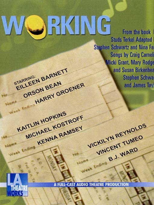 Cover image for Working