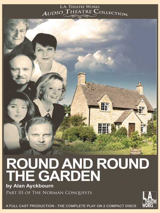 Title details for Round and Round the Garden by Alan Ayckbourn - Available