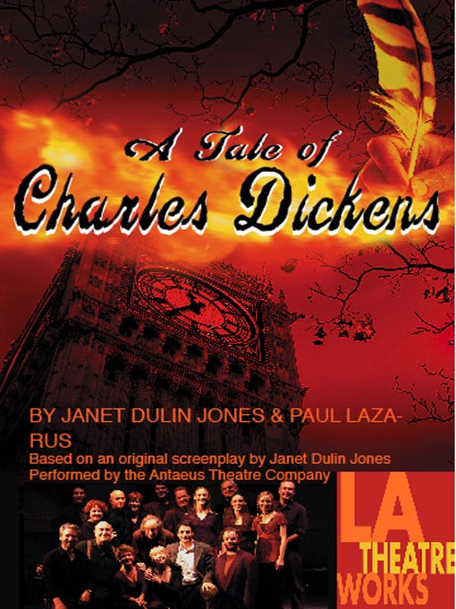 Cover image for A Tale of Charles Dickens
