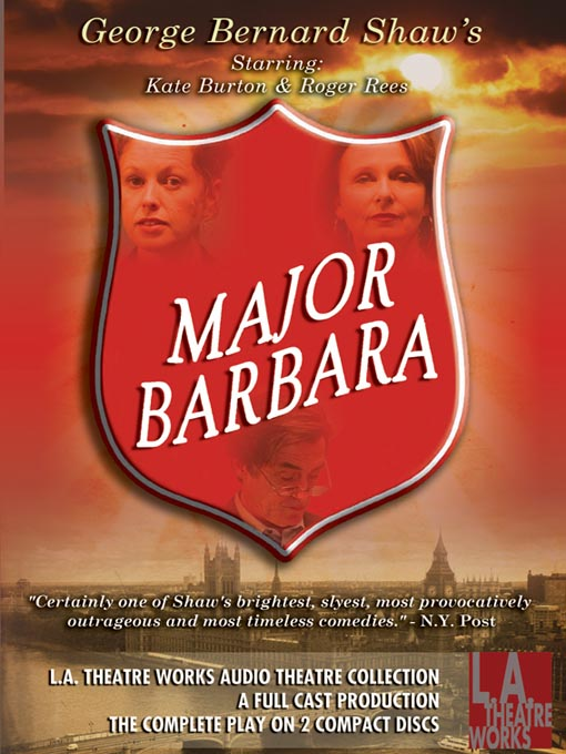 Title details for Major Barbara by George Bernard Shaw - Available
