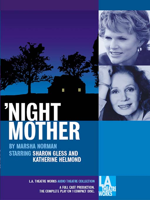 Title details for Night Mother by Marsha Norman - Wait list