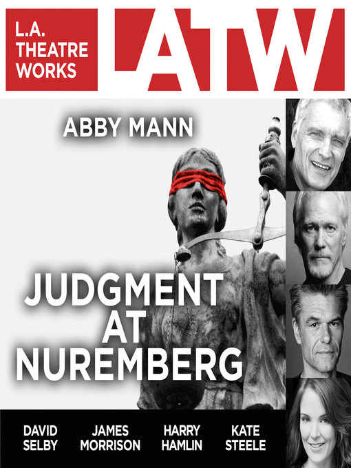 Title details for Judgment at Nuremberg by Abby Mann - Wait list