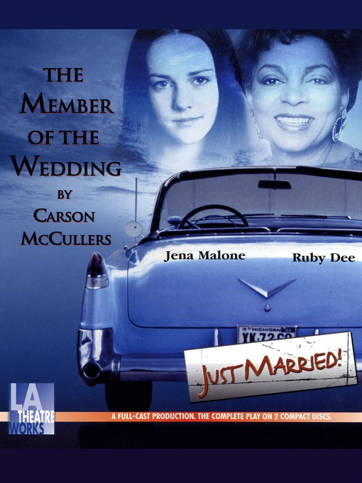 Cover image for The Member of the Wedding