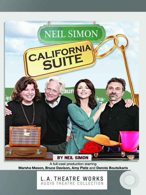 Cover image for California Suite