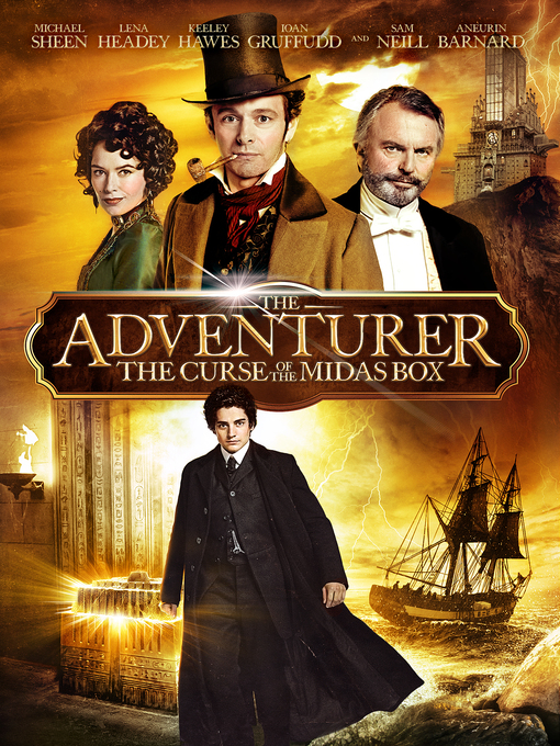 Title details for The Adventurer by Michael Sheen - Wait list