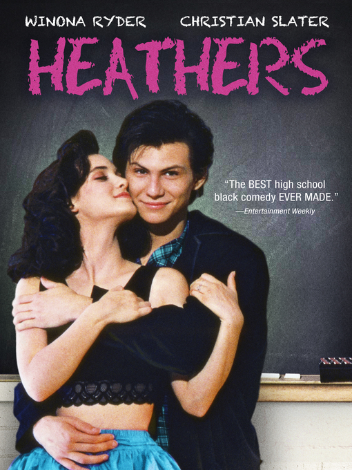 Title details for Heathers by Winona Ryder - Wait list