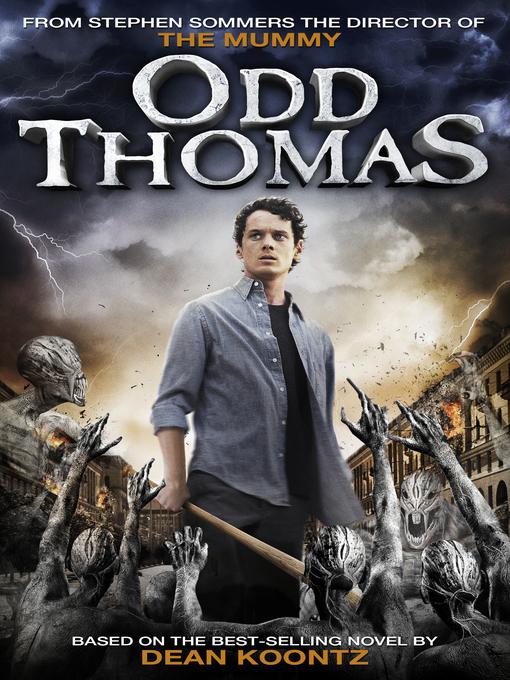 Title details for Odd Thomas by Anton Yelchin - Wait list