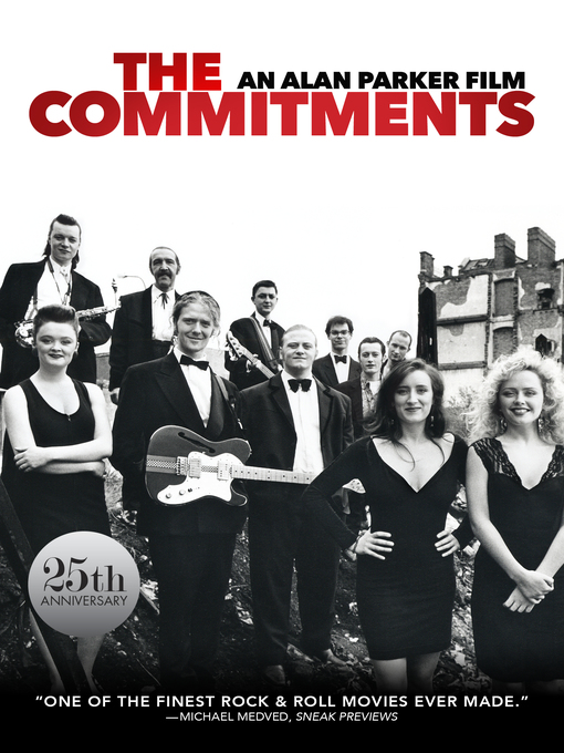 Title details for The Commitments by Andrew Strong - Available