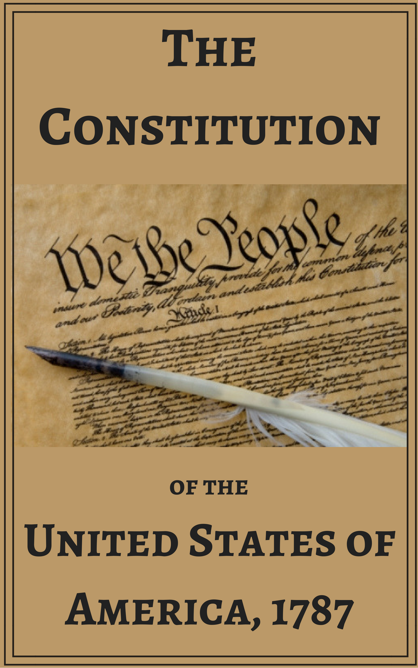 Title details for The Constitution of the United States of America, 1787 by Founding Fathers - Available