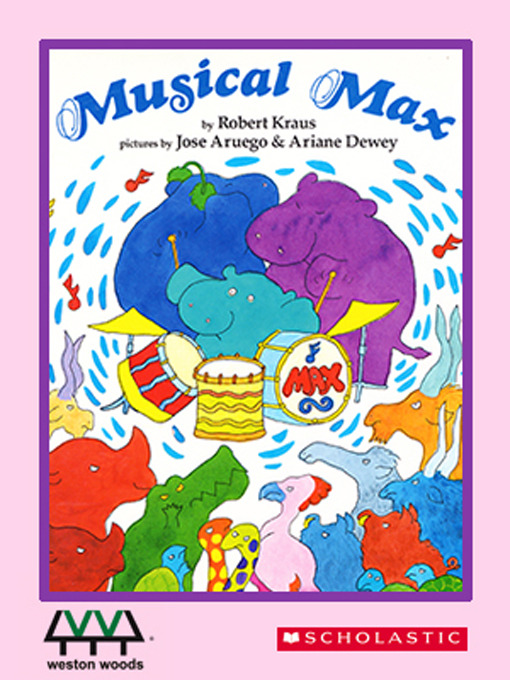 Cover image for Musical Max