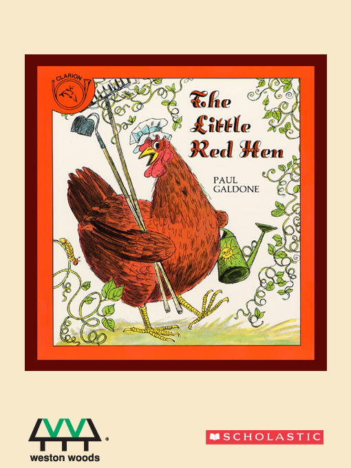 Title details for The Little Red Hen by Paul Galdone - Wait list