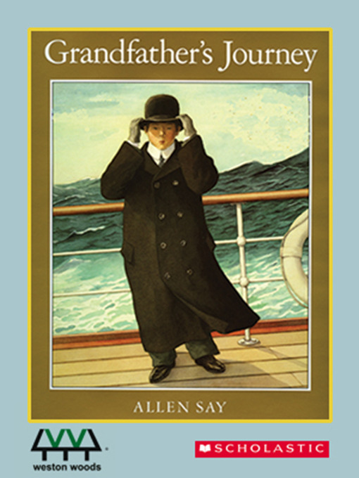 Title details for Grandfather's Journey by Allen Say - Wait list