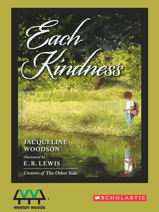 Title details for Each Kindness by Jacqueline Woodson - Available
