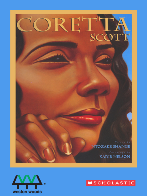 Title details for Coretta Scott by Ntozake Shange - Available