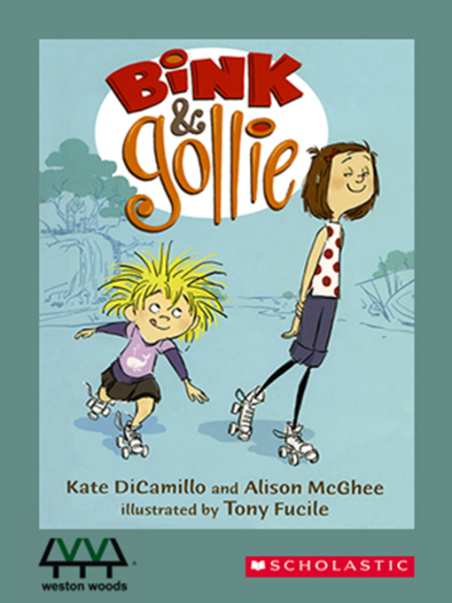 Cover image for Bink &Gollie