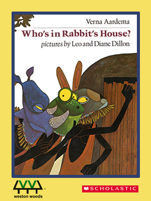 Cover image for Who's in Rabbit's House?