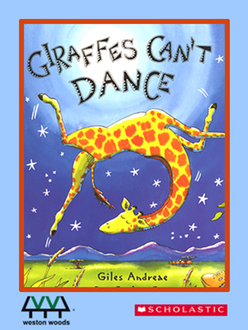 Cover of Giraffes Can't Dance