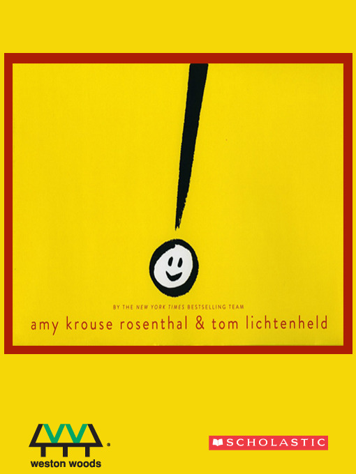 Title details for Exclamation Mark by Amy Krouse Rosenthal - Available