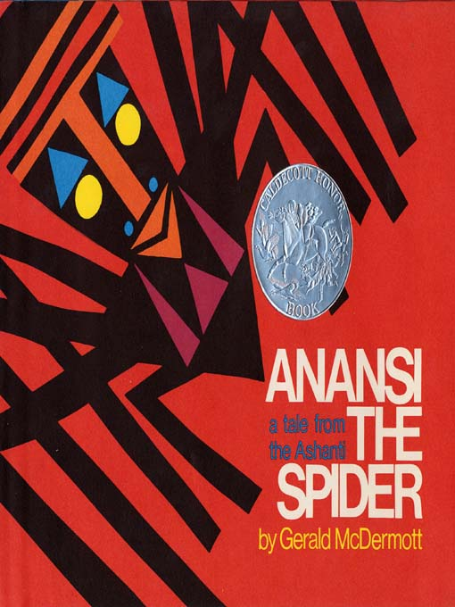 Title details for Anansi the Spider by Gerald McDermott - Wait list