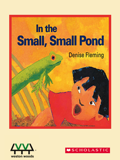 Cover image for In the Small, Small Pond