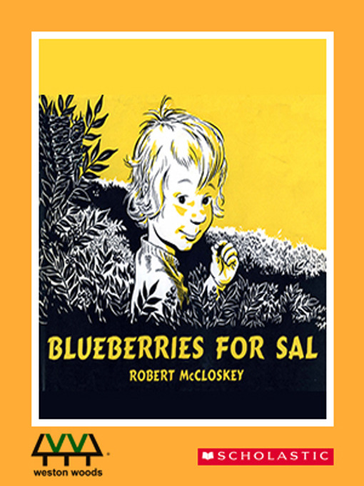 Title details for Blueberries For Sal by Robert McCloskey - Available