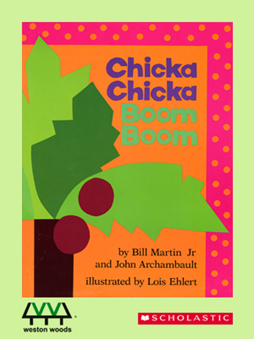 Cover of Chicka Chicka Boom Boom