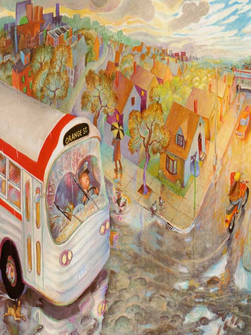 Title details for The Wheels On The Bus by Paul O. Zelinsky - Available